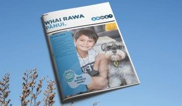 Whai Rawa May Pānui
